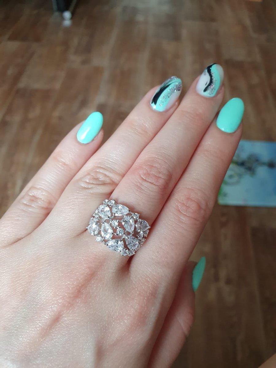 Красивое кольцо!)