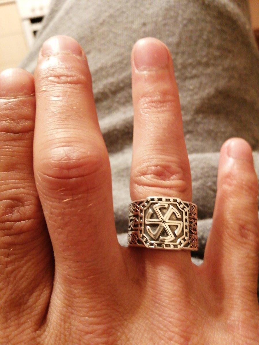 СУПЕР!!! Благодарю за чудесное кольцо