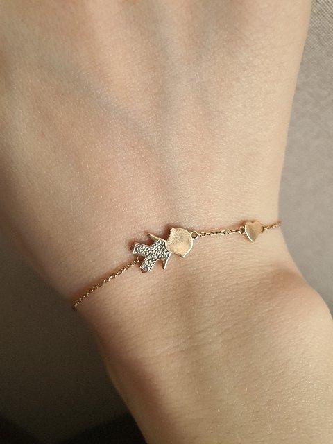 Любимый браслет ♡