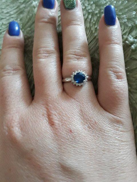 Отличное кольцо. Я довольна