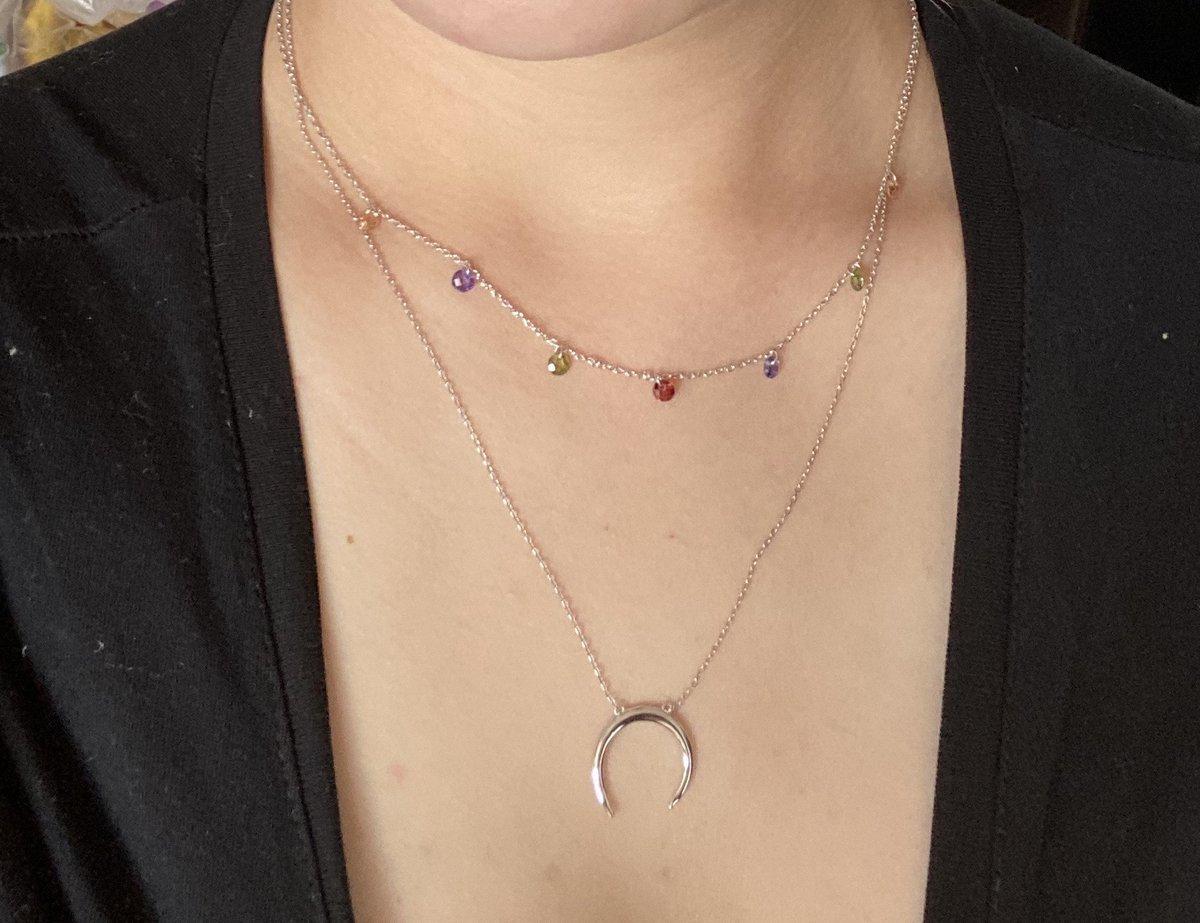Очень милое ожерелье