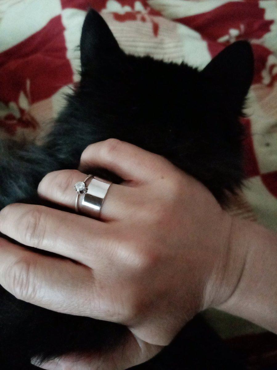 Кольцо крутецкое!