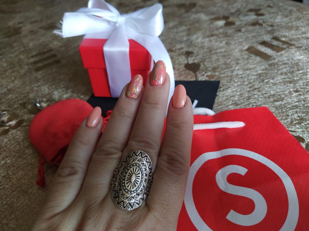 Очень давно мечтала о таком кольце в стиле этно.Спасибо очень понравилось.
