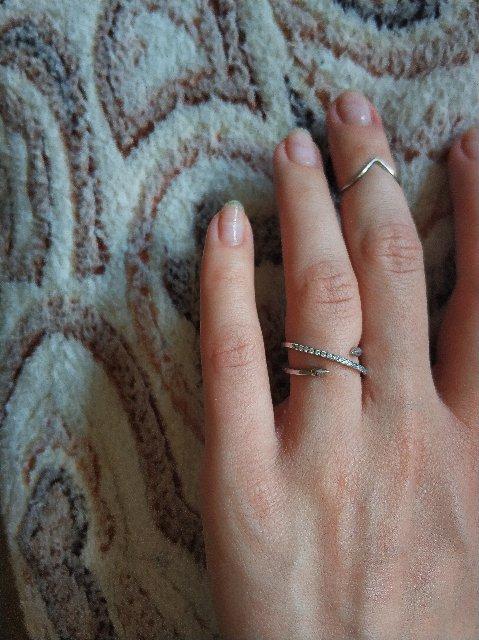 Красивое, изящное кольцо