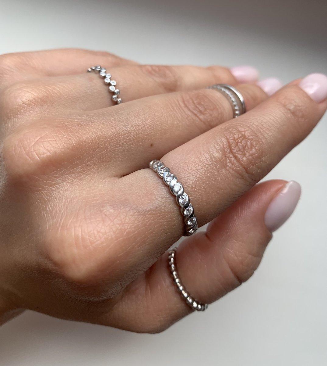 Самодостаточное кольцо 💍