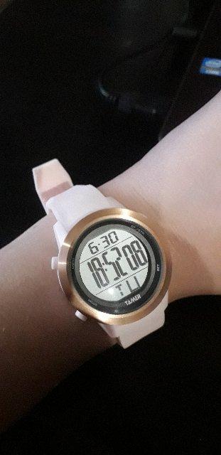 Часы, Tamer, розовые