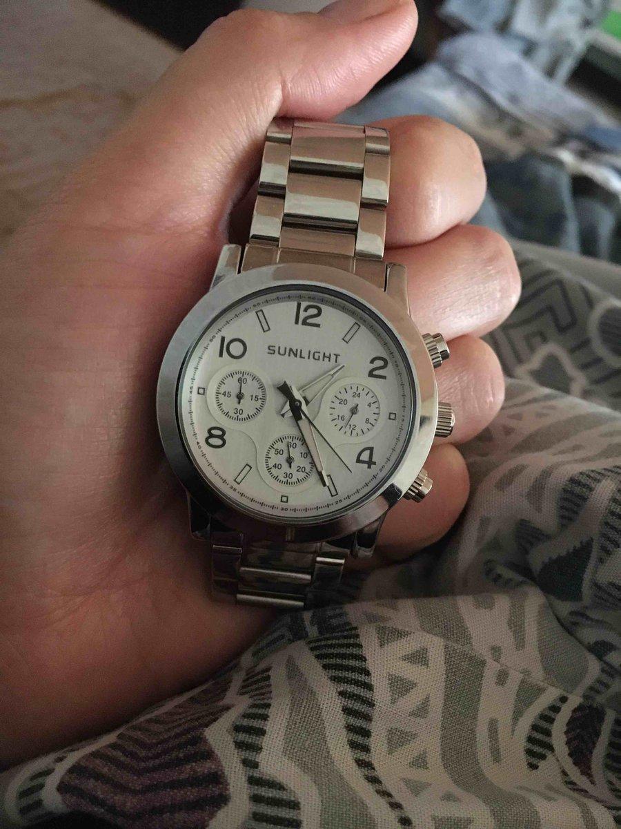 Часы которые давно искала