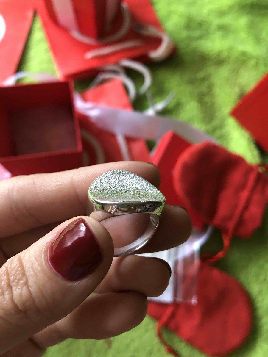 Нереально стильное кольцо!