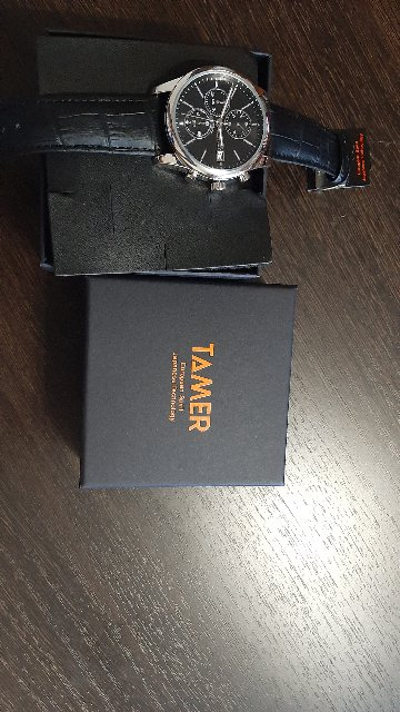 Часы купила в подарок сыну. Ему понравились. 👌👍