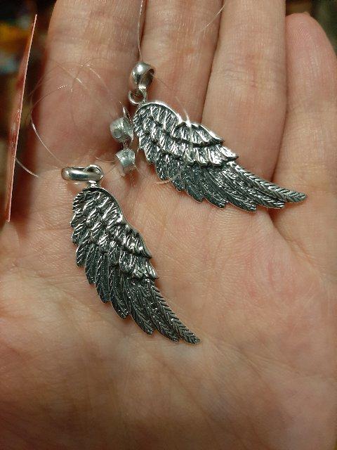 Воо такие потрясающие крылья
