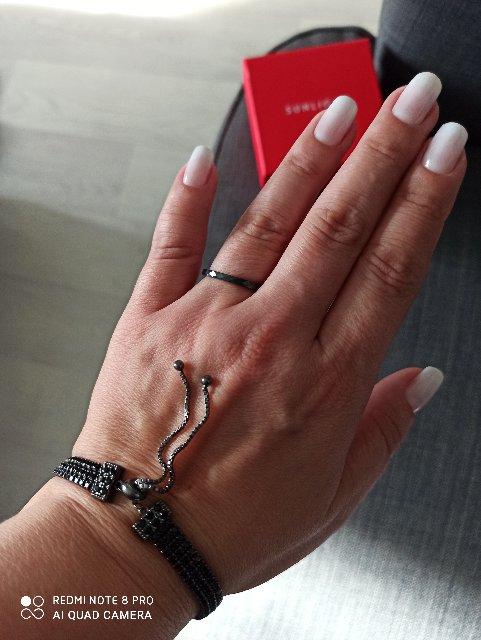 Очень стильный и красивый браслет