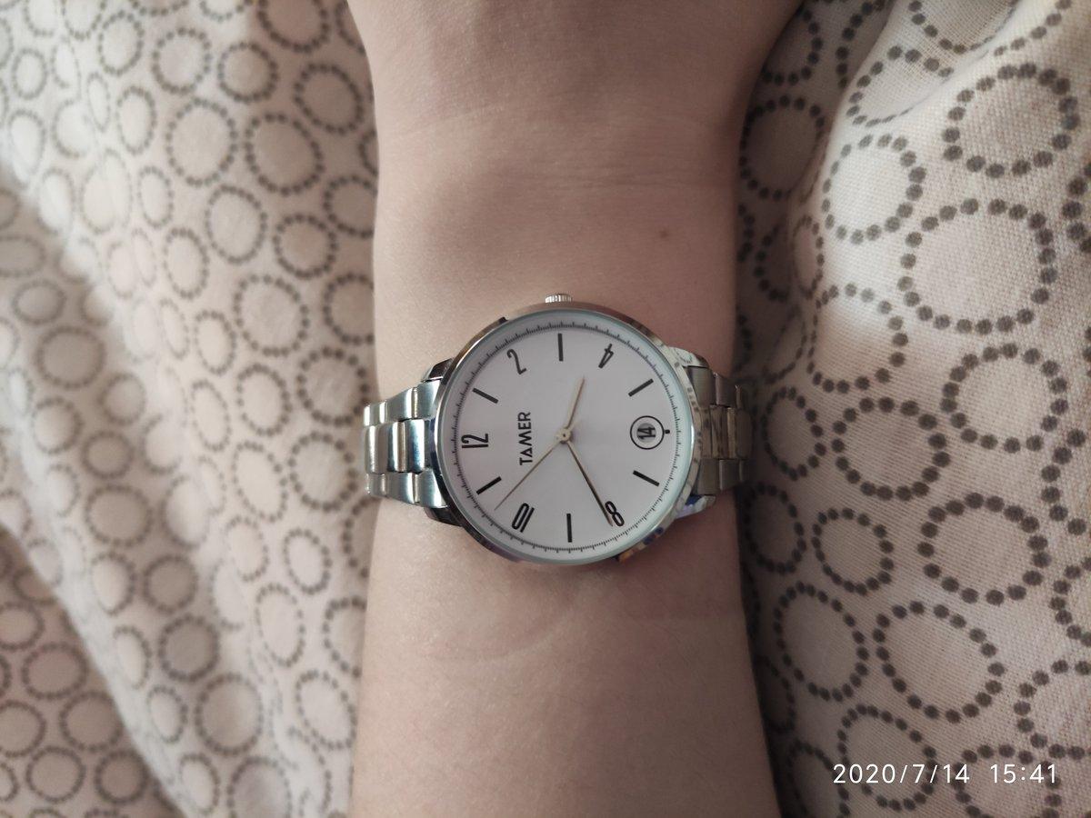 Теперь мои любимые часы.