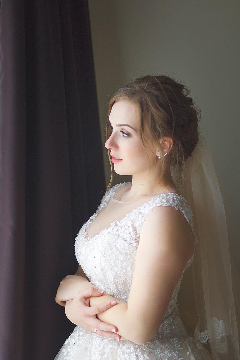 Покупала себе на свадьбу
