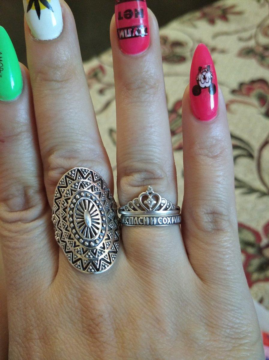 Просто суупер кольцо