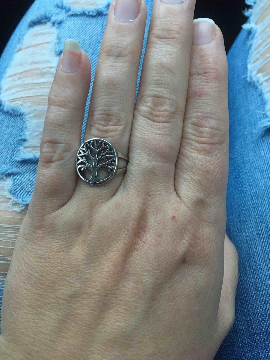 Кольцо в стиле бохо