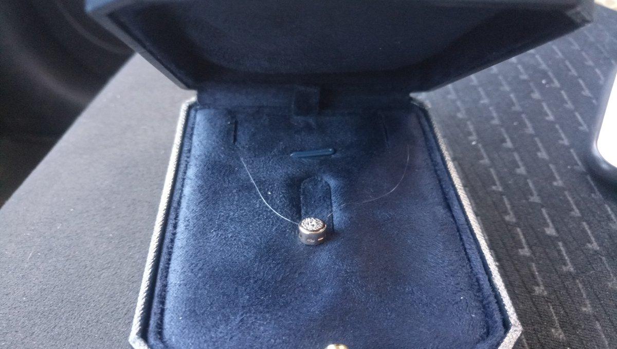 Кулон с Якутскими бриллиантами