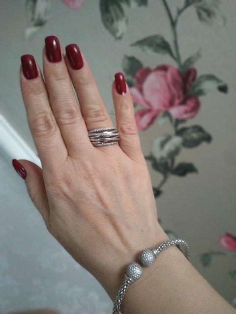 Великолепное кольцо ❤️