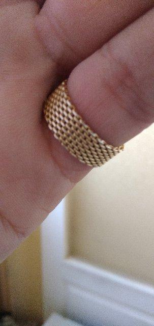 Очень креативный и молодёжный перстень или для девушки колечко! 5+