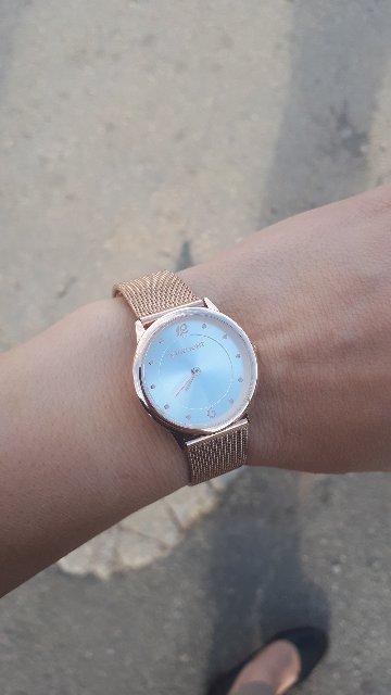 Давно хотела такие часы