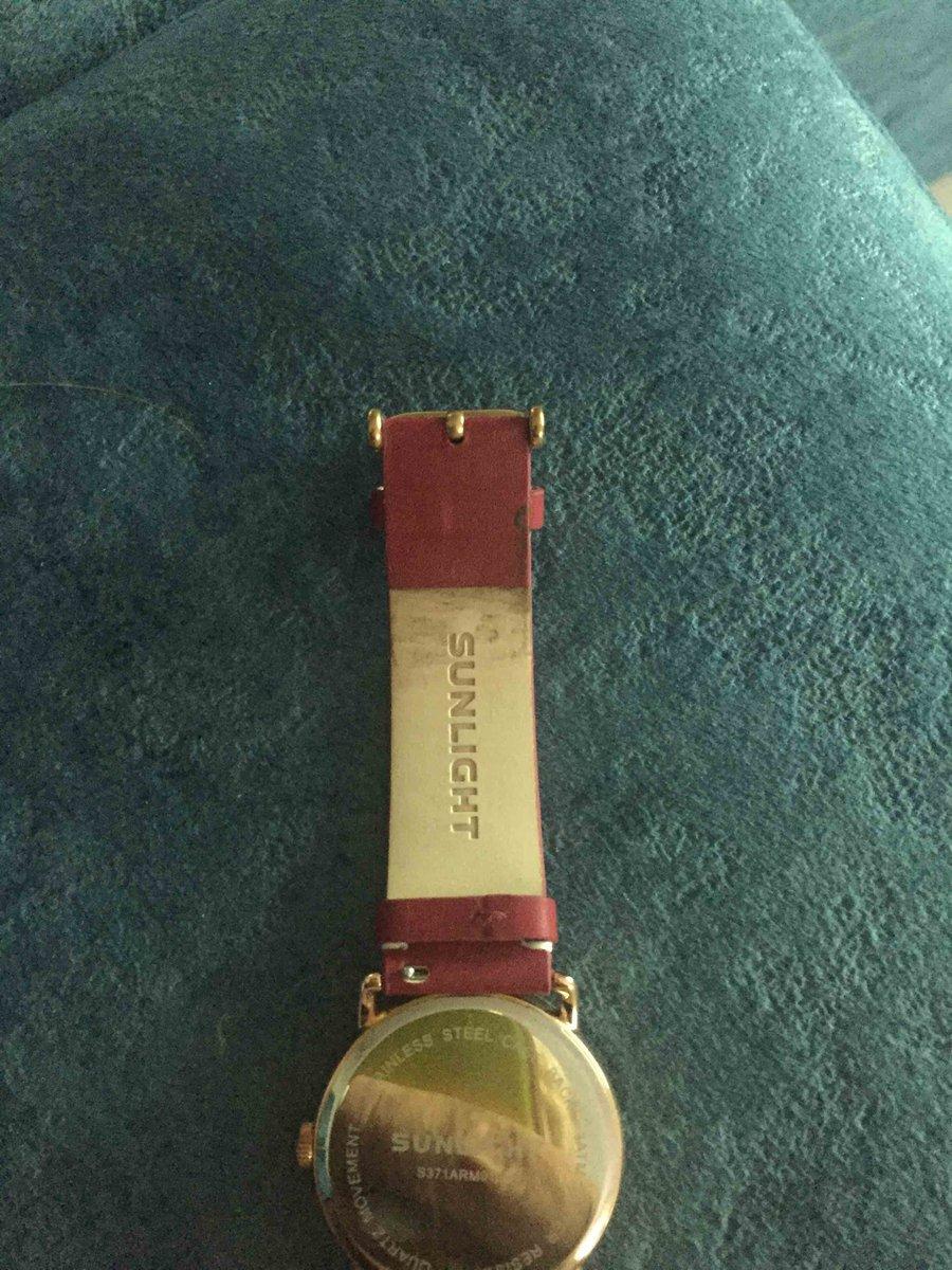 Часы кварцевые купила в магазине санлайт