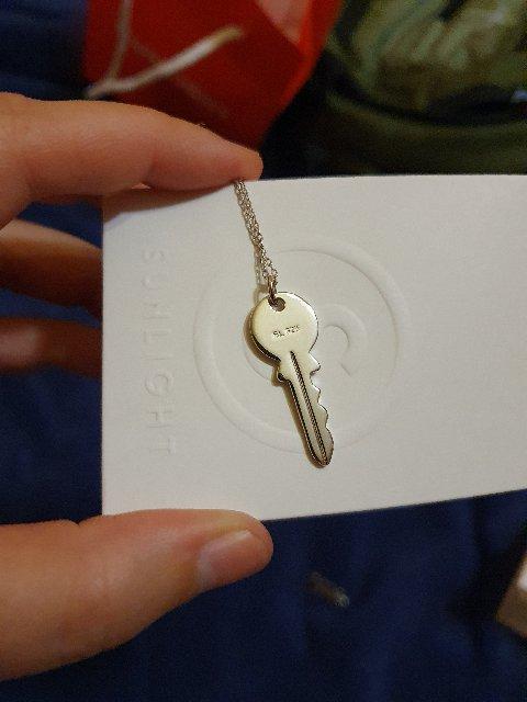 Ключик (примерно 3 см)