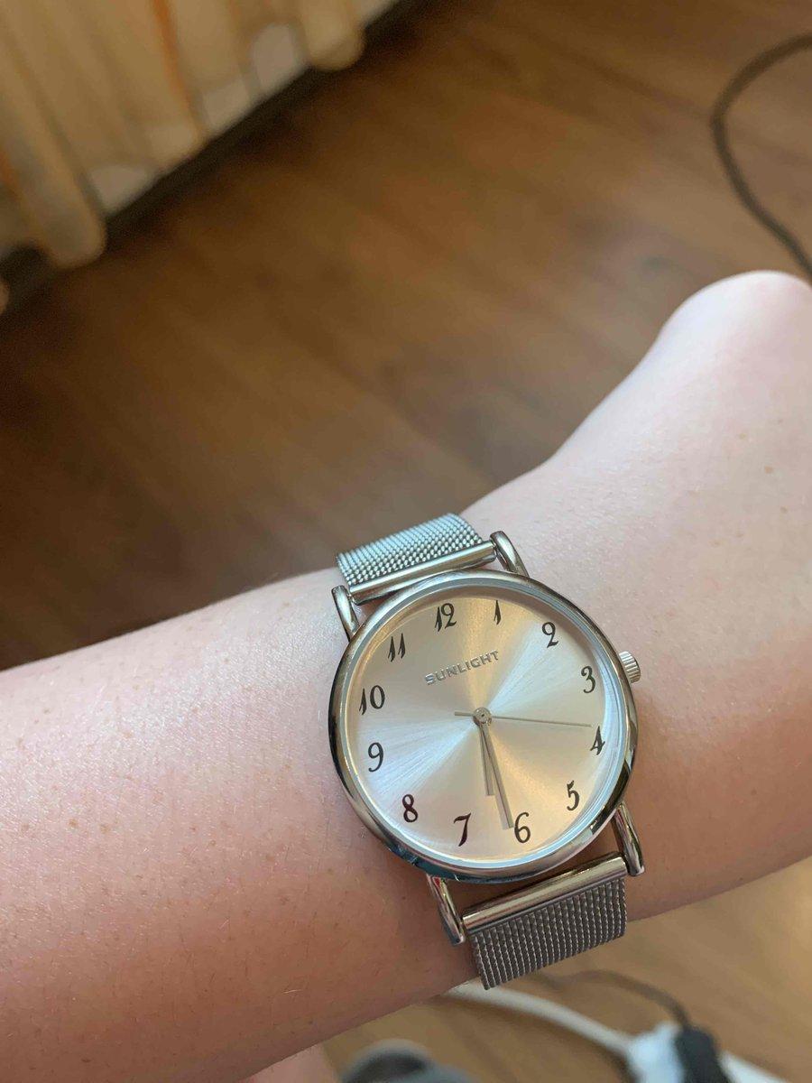 Мои первые часы - обалденные🔥🔥🔥🔥