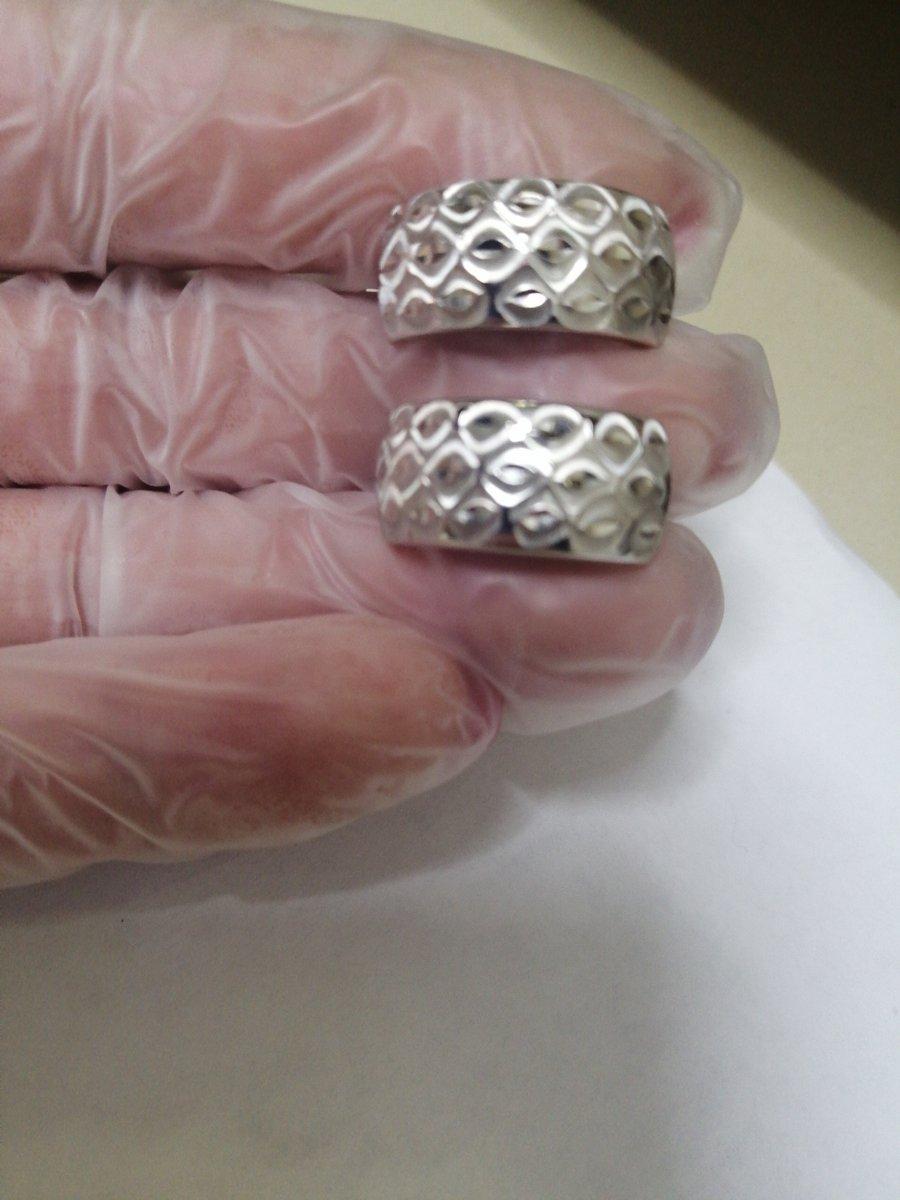 Серьги серебрянные, это супер