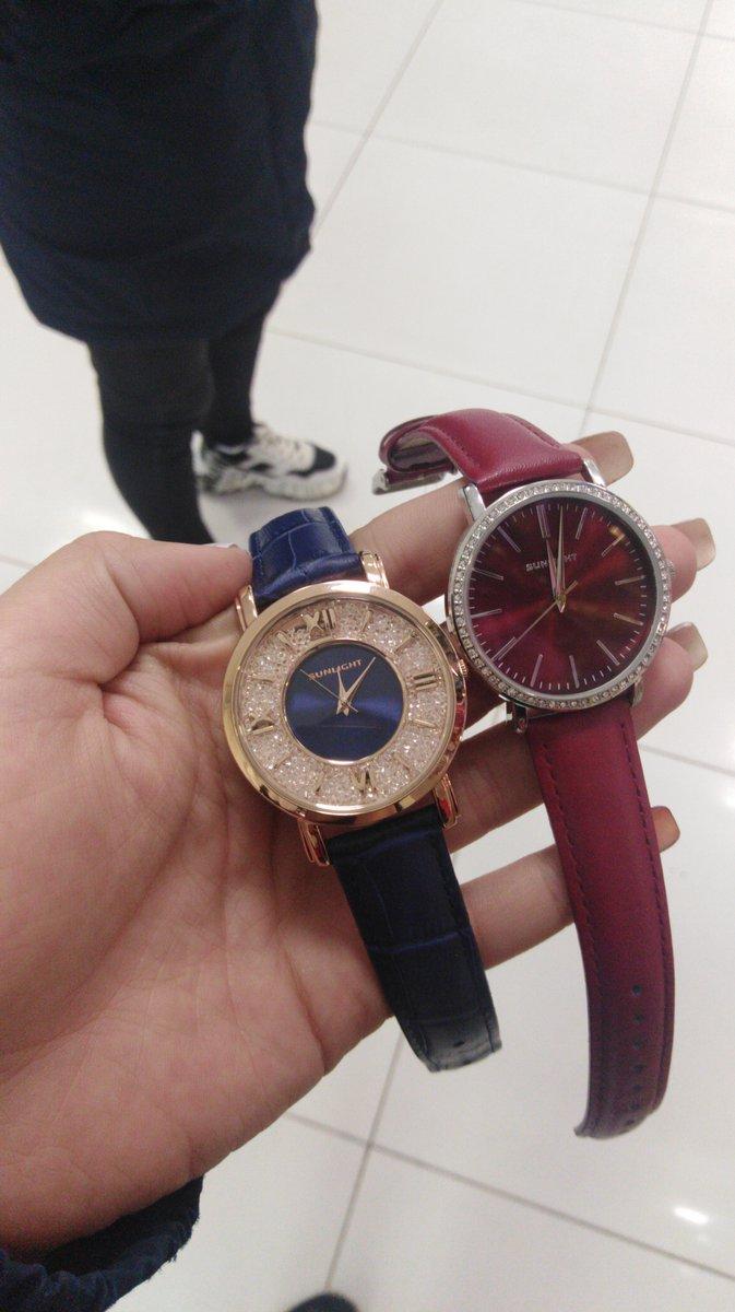 """Сегодня приобрела часы в магазине sunlight(10 км тц """"шамса"""")"""