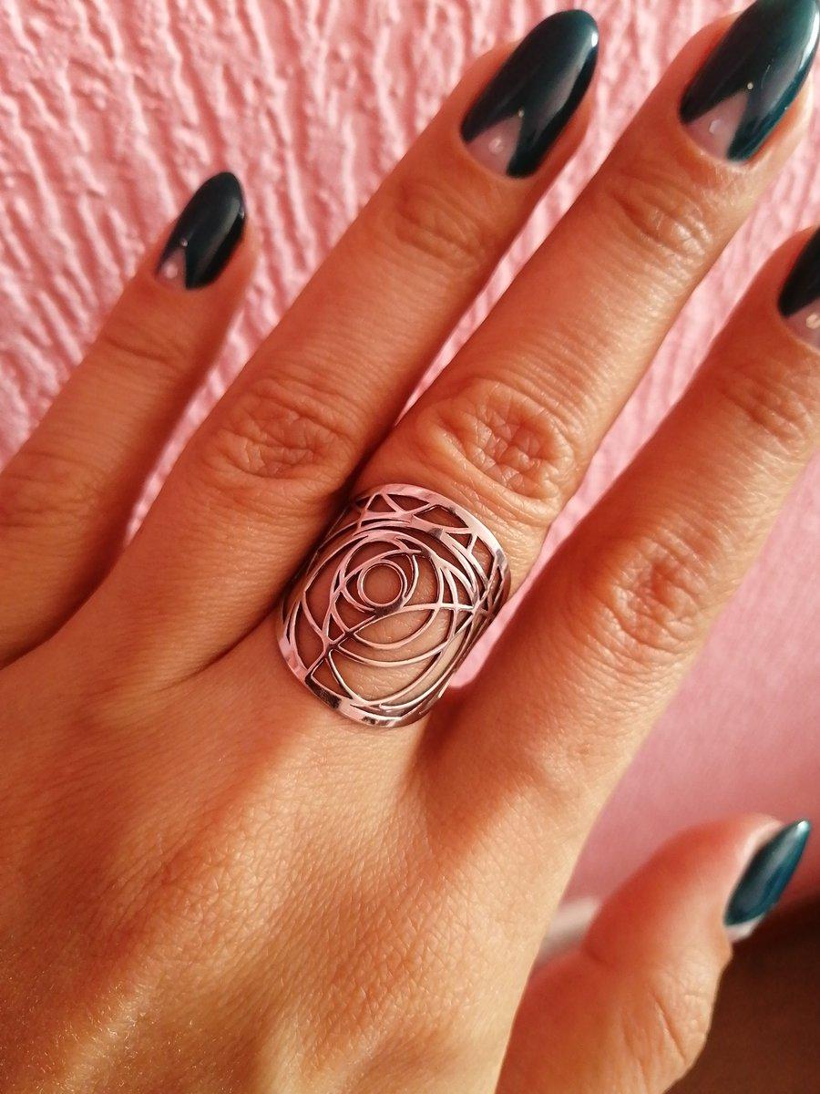 Брала в наборе с кольцом