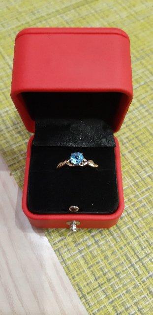 Заказ кольцо с камнем