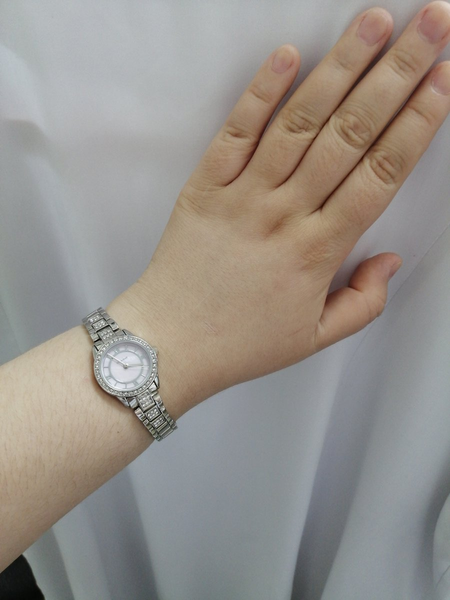 Заказывала эти  часы