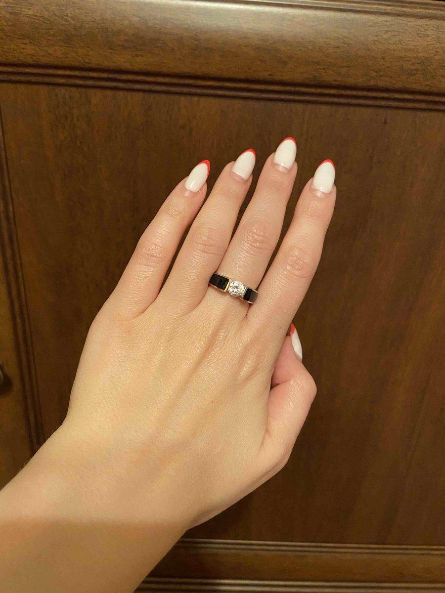 Видное кольцо