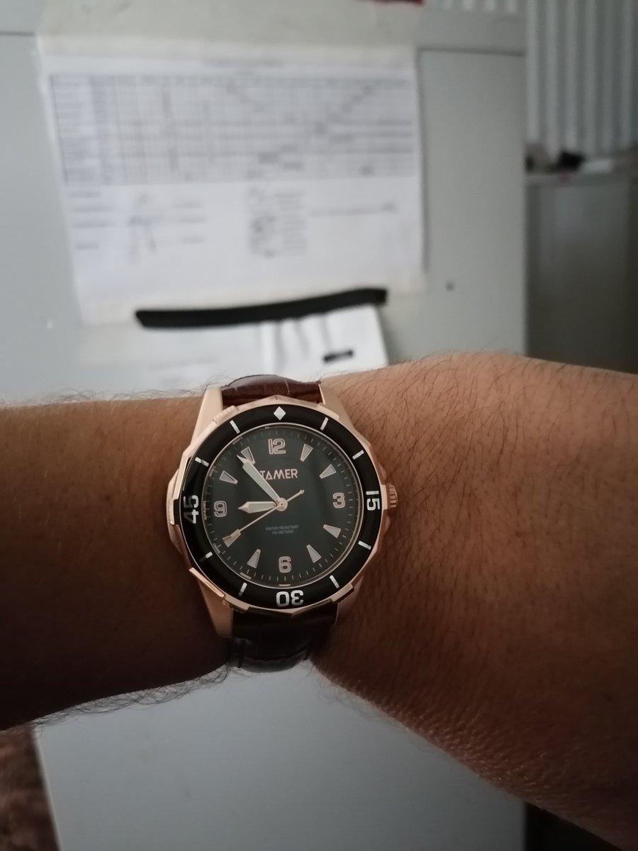 Тамер часы.