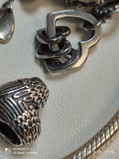Шарм серебро.