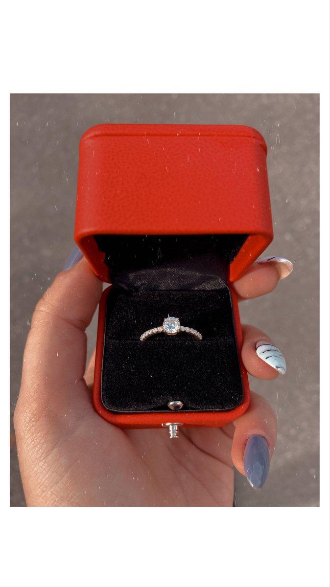 Всегла хотела такое кольцо 😍