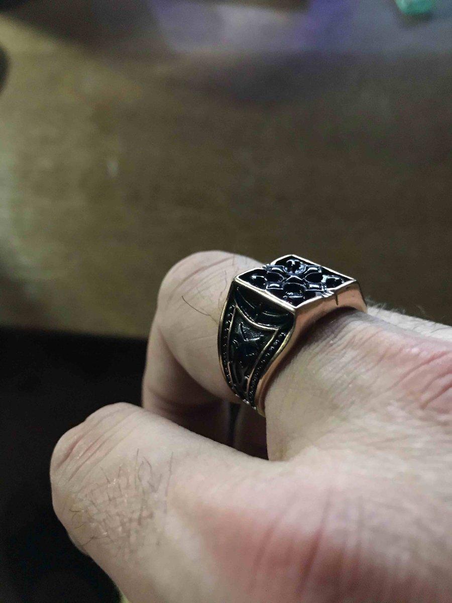 Отличнок кольцо!