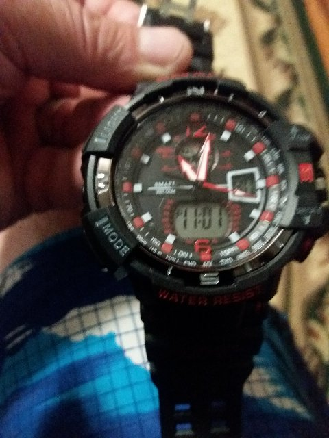 Часы смайл( супер)