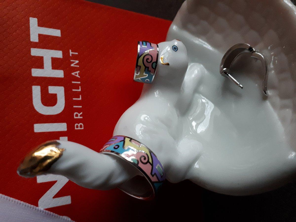 Серебряные серьги с эмалью, коллекция arts-стильно, красиво, роскошно!!!