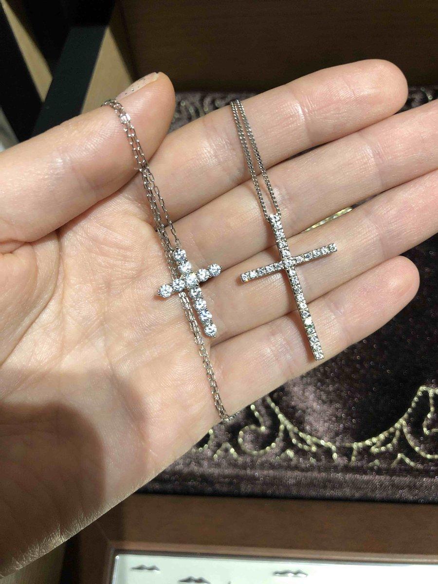 Крестик и цепочка серебряные1/1 как из белого золота