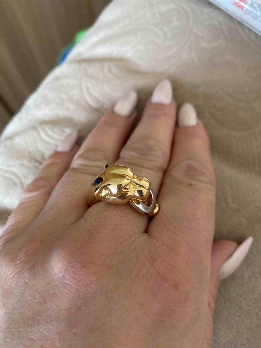 Кольцо золотое итальянская коллекция