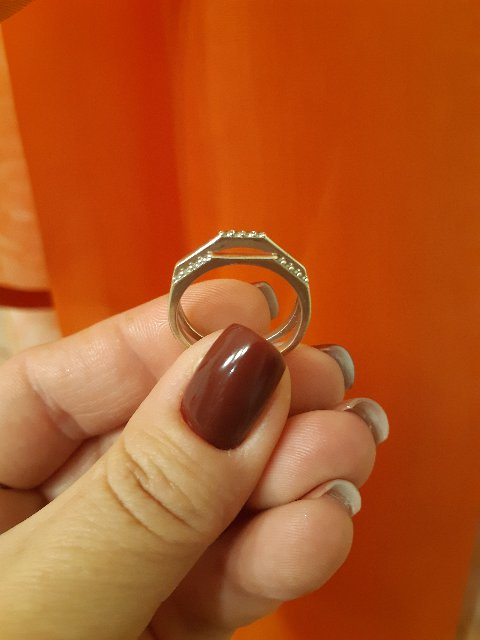 Отличное кольцо!