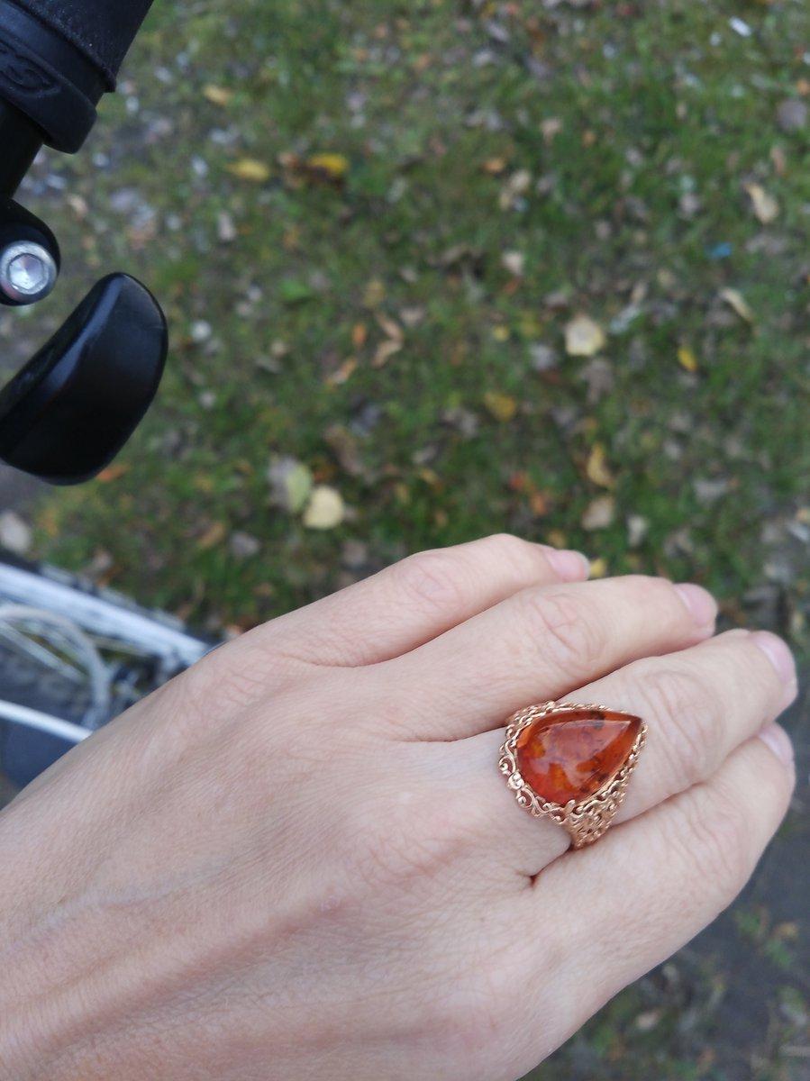 Симпатичный перстенёк