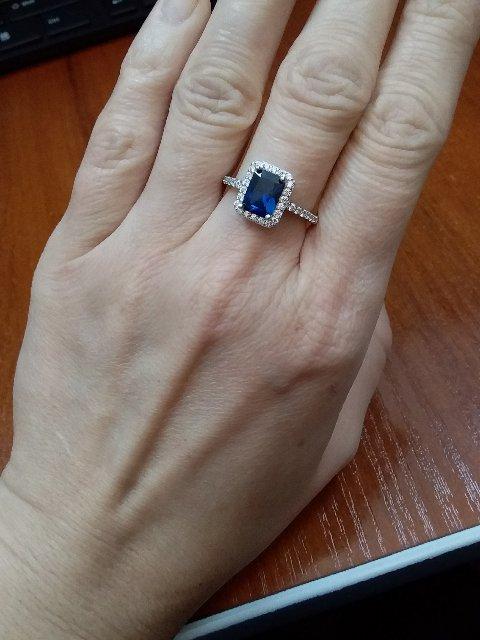Яркое классическое кольцо
