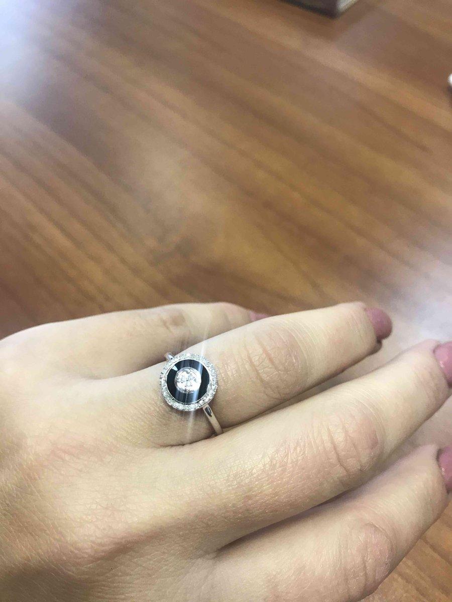 Очень красивое и необычное кольцо