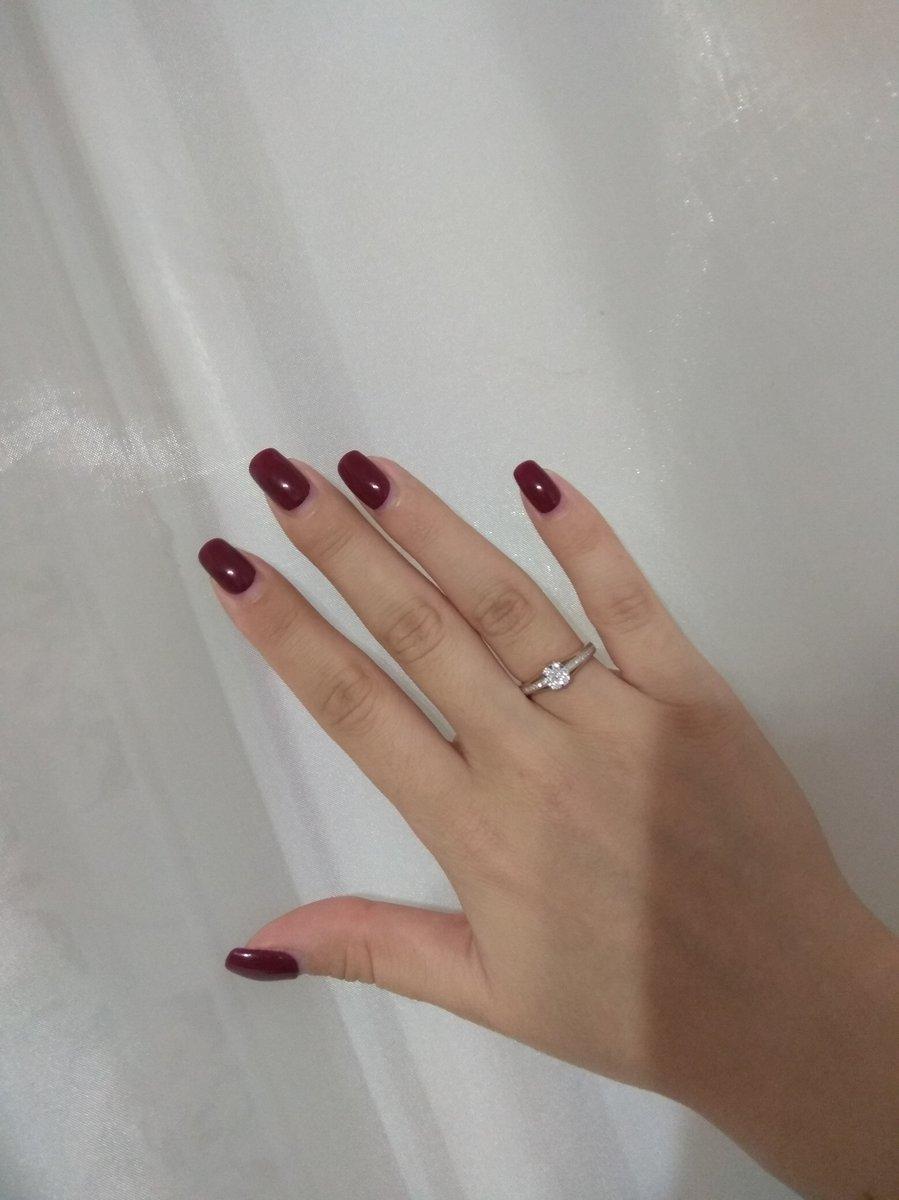Разве с таким кольцом можно сказать нет?