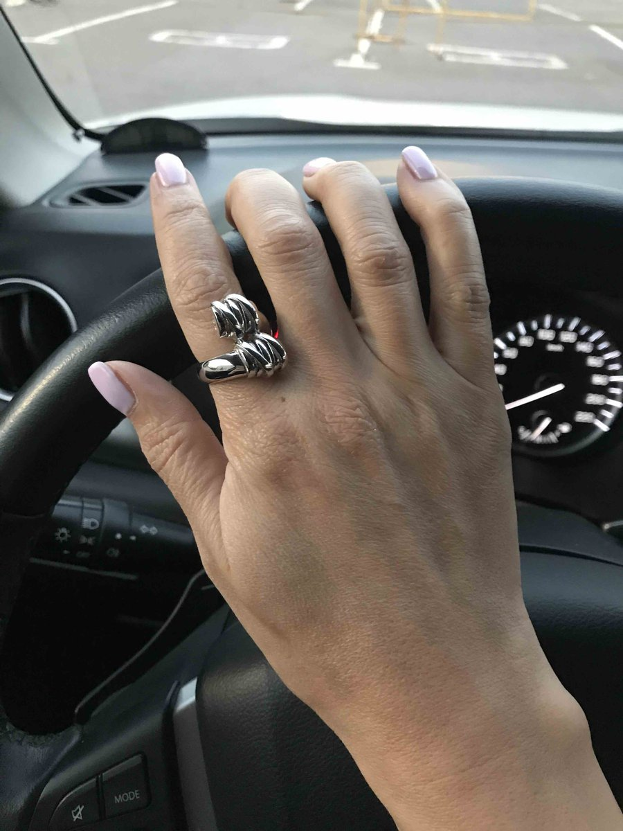 Кольцо великллепное!
