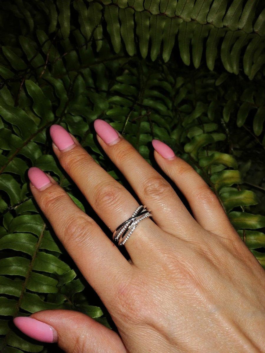 Серебряное кольцо!