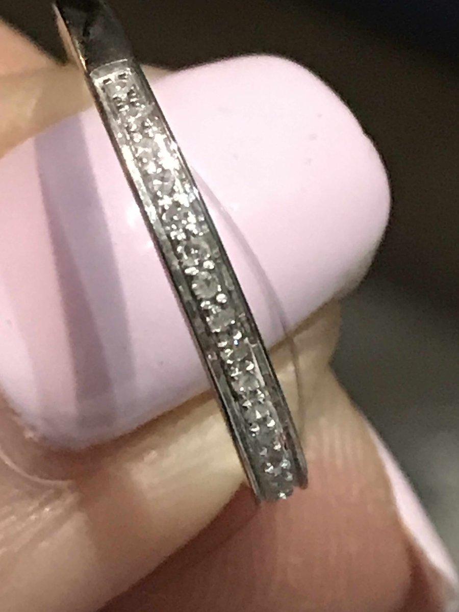 Милая дорожка с бриллиантами