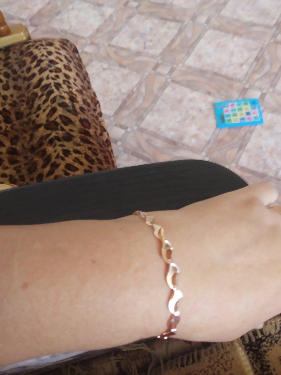 Красивый браслет, смотрится вообще замечательно