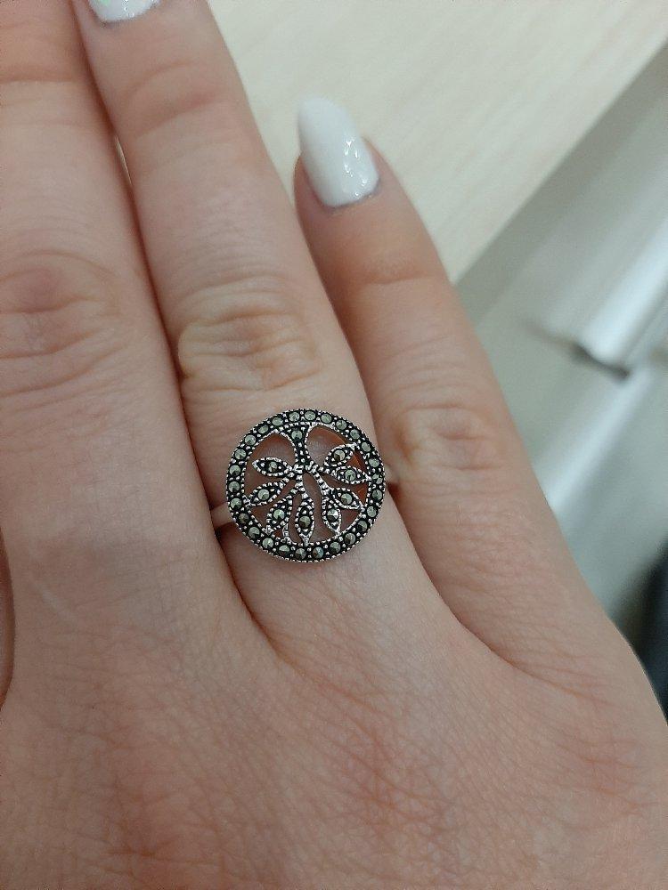 Удобное и необычное кольцо.